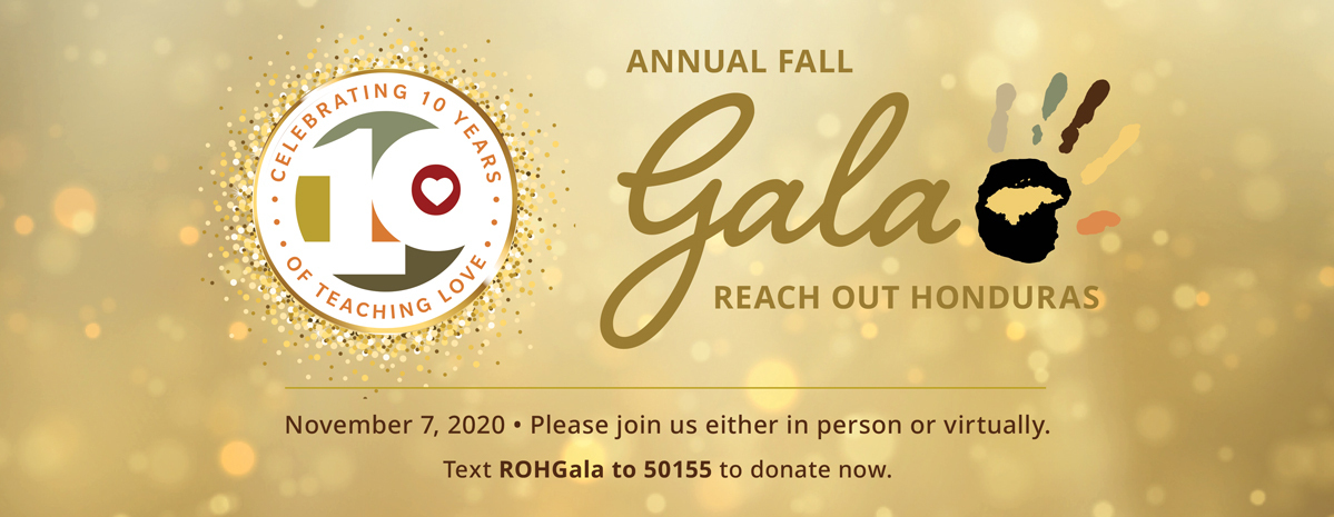 ROH Gala - Celebrating 10 Years of Teaching Love
